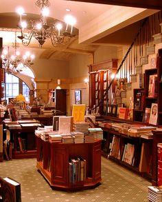 Rizzoli Bookstore, New York City