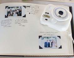 Ideias originais para livros de honra. #casamento #ideias #livrodehonra #dedicatórias: