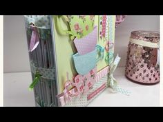 Weekend Neutrals 6 x 8 mini album tutorial Mini Scrapbook Albums, Mini Albums, Mini Album Tutorial, Scrapbooks, Craft, Youtube, Neutral, Projects To Try, Handmade