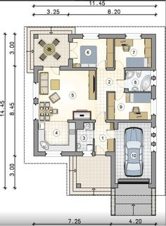Building A House Quotes Funny Key: 8244874690 Indian House Plans, Best House Plans, Dream House Plans, Small House Plans, House Floor Plans, Bungalow House Plans, Bungalow House Design, Minimalist House Design, Modern House Design