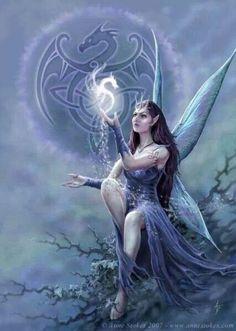 Celtic elfin