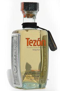 tezón tequila - reposado bottle