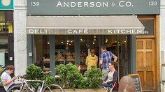 Anderson & Co, Peckham, London