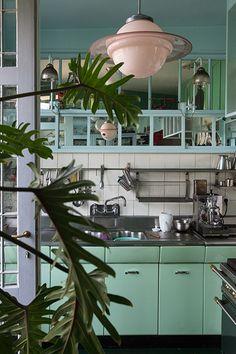 Recycling und Upcycling in Küche und Bad - beim Einrichten und Design auswählen lieber Untertreiben als Übertreiben