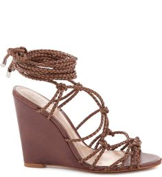 WEDGE CROSS LACE UP SUFLAIR | Schutz