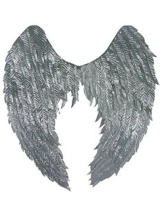 0e05c8f0b Check out Angel Wings in Silver - Costumes for 2018 | Wholesale Halloween  Costumes from Wholesale