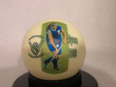 Photo Field Hockey Ball Create YOUR personal fan by GameBallsToGo, $22.00