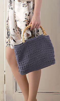 214ss-17 Marché Bag - free crochet pattern by Pierrot (Gosyo Co., Ltd). English Pdf here: http://gosyo.co.jp/english/pattern/eHTML/ePDF/1404/214ss-17_Marche_Bag.pdf