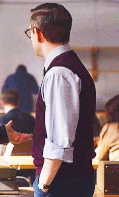 Hot Professor Watson...