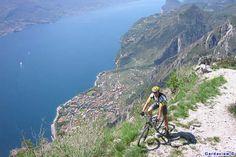 Lake Garda mountain biking