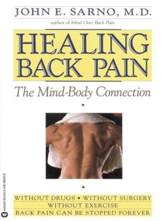 I highly recommend giving this a read if you suffer from any kind of chronic back/neck etc. pain....