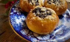 """Fandiny moravské koláče – """"tuplovany"""" – Vůně chleba Hamburger, Muffin, Bread, Breakfast, Food, Morning Coffee, Brot, Essen, Muffins"""