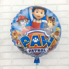 Free Shipping 1pcs/lot Dogs Patrol Globos Foil Balloons Kids Toys Birthday Party Decoration Helium Balloons #clothing,#shoes,#jewelry,#women,#men,#hats,#watches,#belts,#fashion,#style