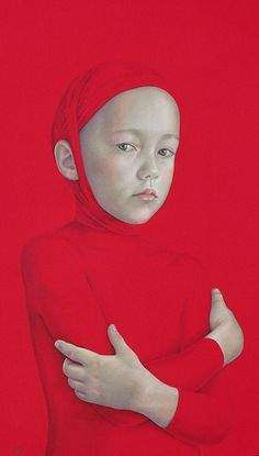 Salustiano Garcia Cruz - Contemporary Artist - Spain - Red