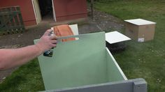 This layer will help us paint the final layout on