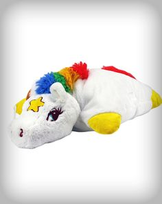 1000+ images about Pillow Pets on Pinterest Pillow pets, Elephant pillow pet and Unicorn ...
