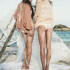 WIldfox swim + cover ups are the perfect beach wear.