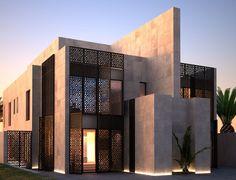 Top International Architecture Design - Jeddah Housing Complex Saudi Arabia | MATTEO NUNZIATI