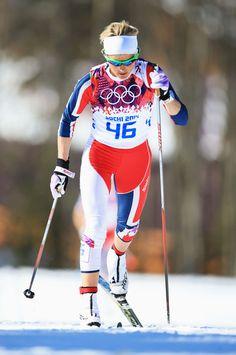 Therese Johaug Pictures - Winter Olympics: Cross-Country Skiing - Zimbio