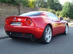 Alfa Romeo 8C 2009 | Flickr - Photo Sharing!