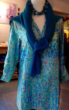 Silk/cotton for summer 2015
