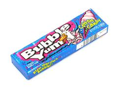 Bubble Yum - cotton candy - 1 pack