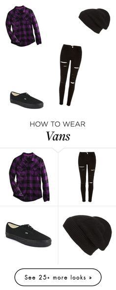 """""""Casual"""" by theycallmepoopey on Polyvore featuring Harley-Davidson, Vans and Phase 3"""