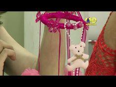 Mulher.com 07/02/2014 - Móbile de ovelhinhas - Maria Lúcia dos Santos - YouTube