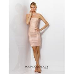 Social Occasions by Mon Cheri Mother of the Bride Dress 116832