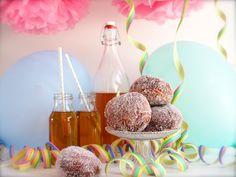 May Celebrations, Donut Holes, Donuts, Caramel, Treats, Baking, Cake, Sweet, Desserts