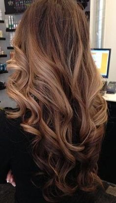 Nice Ombre Hair Color looks