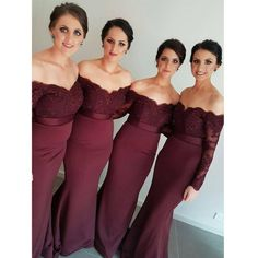Tidetell Show- potential bridesmaids dresses