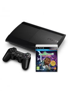 PlayStation 3 12GB + Little Big Planet 2