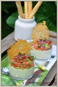 La saison des courgettes bat son plein! Les courgettes sont un peu comme les pommes de terre: on peut les cuisiner à toutes les sauces!! Il y en a tellement qu'après les avoir cuisinées en gratin, tarte, plat de pâtes, moelleux, etc, j'ai essayer cette...