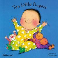 Cover image for Ten little fingers