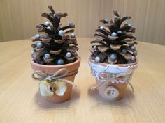 Planter Pots, Merry Christmas, Karpathos, Christmas Decorations, Advent, Handmade, Relax, Education, Xmas