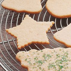 Star Cut-Out Cookies