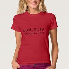 Vote Jeb Bush 2016 with this fun tee T Shirt, Hoodie Sweatshirt