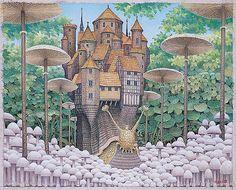 Galery psilocybE - Psylocybinowa (Tryptaminowa) twórczość (różni artyści)