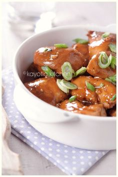 Slow Cooker from Scratch: Slow-Cooker Chicken a l'Orange from Kayotic Kitchen via Slow Cooker from Scratch.
