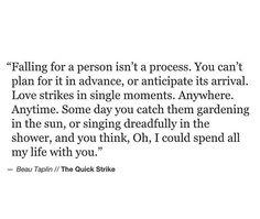 Beau Taplin | The Quick Strike