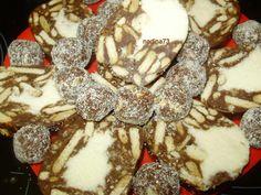 Salam de biscuiti si cocos