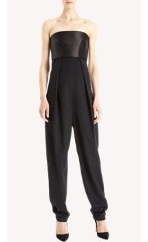 dac93bda3fea The Row Topa Jumpsuit Edgy Chic