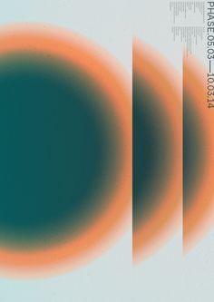 Maybe it's Great / Graphic Design Inspiration, Lunar Phase by Slava Kirilenko