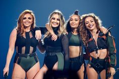 little mix dangerous woman tour Little Mix Outfits, Little Mix Style, Cute Outfits, Stage Outfits, Dance Outfits, Litte Mix, Dangerous Woman Tour, Mixed Girls, Jesy Nelson