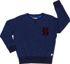 Bellerose Jump Filled round neck sweatshirt Blue `2 Fabrics : Cotton jersey Details : Straight cut, Round neckline, Long sleeves Composition : 90% Cotton Composition : 10% Polyester http://www.comparestoreprices.co.uk/january-2017-7/bellerose-jump-filled-round-neck-sweatshirt-blue-2.asp