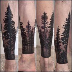 4064c970d608048fd550556cfda2ce9d.jpg (736×736) Forest Forearm Tattoo, Forest Tattoo Sleeve, Leg Sleeve Tattoo, Tattoo Sleeve Designs, Forearm Tattoos, Body Art Tattoos, Tree Leg Tattoo, Forearm Sleeve, Wolf Tattoos