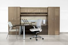 Global Furniture Group is one of the world's leading manufacturers of office furniture solutions including seating, desking, workstations and storage. Executive Office Furniture, Office Desk, Work Station Desk, Stylish Office, Furniture Deals, Office Interiors, Desks, Office Environment, Wood Veneer