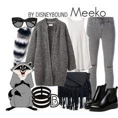 Disney Bound - Meeko
