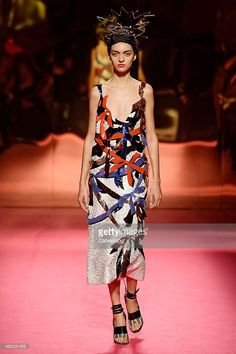 Schiaparelli - Spring Summer 2015 Runway - Paris Haute Couture Fashion Week | Getty Images